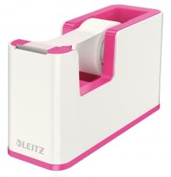 5364 Klebeband-Abroller WOW Duo Colour - pink metallic, inkl. Klebefilm