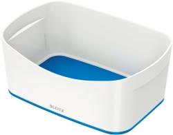 5257 Aufbewahrungsschale MyBox - A5, ABS, weiß/blau