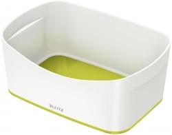 5257 Aufbewahrungsschale MyBox - A5, ABS, weiß/grün