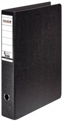 Ordner - A3 hoch, 80mm, Hartpappe, schwarz