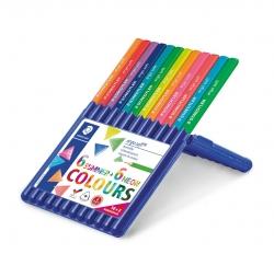 ergo soft® 157 Farbstift - 3 mm, Box mit 12 Farben