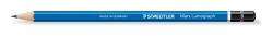 Bleistift  Mars® Lumograph® - B, blau