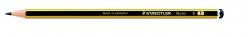 Noris® Bleistift 120, B, gelb- schwarz