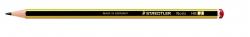 Noris® Bleistift 120, HB, gelb- schwarz