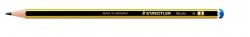 Noris® Bleistift 120, H, gelb- schwarz