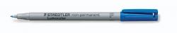Feinschreiber Lumocolor® Universalstift non-permanent, F, blau