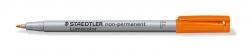 Feinschreiber Lumocolor® Universalstift non-permanent, F, orange