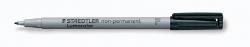 Feinschreiber Lumocolor® Universalstift non-permanent, F, schwarz