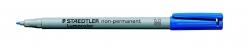 Feinschreiber Universalstift Lumocolor® non-permanent, M, blau