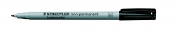 Feinschreiber Universalstift Lumocolor® non-permanent, M, schwarz