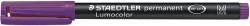Feinschreiber Universalstift Lumocolor® permanent, M, violett