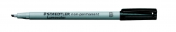 Feinschreiber Universalstift Lumocolor® non-permanent, B, schwarz