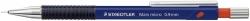 Druckbleistift Mars® micro - 0,9 mm, B, blau