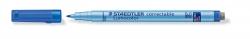 Folienstift Lumocolor® correctable, blau, 1,0 mm
