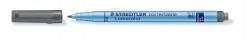 Folienstift Lumocolor® correctable, schwarz, 1,0, M