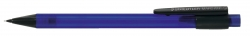 Druckbleistift graphite 777, 0,5 mm, B, blau transparent
