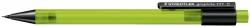 Druckbleistift graphite 777, 0,5 mm, B, grün transparent
