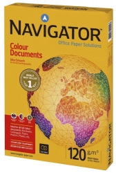 Colour Documents - A4, 120 g/qm, weiß, 250 Blatt