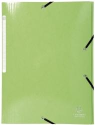 Sammelmappe Iderama - A4, mit Gummizug, hellgrün