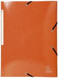 Sammelmappe Iderama - A4, mit Gummizug, orange