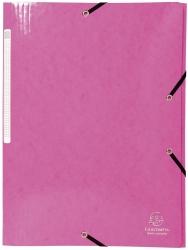 Sammelmappe Iderama - A4, mit Gummizug, rosa