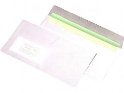 Briefumschlag Envirelope, DIN lang, haftklebend, 75 g/qm, mit Fenster, 1.000 Stück