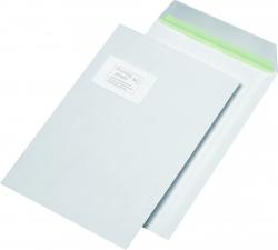 Versandtasche Envirelope C4, haftklebend, 90 g/qm, mit Fenster, 250 Stück