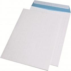 Versandtaschen C4 fadenverstärkt, ohne Fenster, 140 g/qm, weiß, 250 Stück