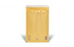Luftpolstertaschen Nr. 6, 220x340 mm, braun, 10 Stück
