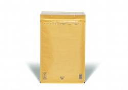 Luftpolstertaschen Nr. 9, 300x445 mm, braun, 10 Stück