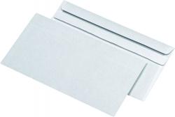 Kompaktumschläge ohne Fenster (229x125 mm), selbstklebend, 75 g/qm, 1.000 Stück