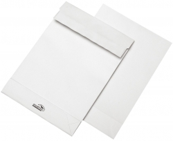 SECURITEX® Faltentasche B4, 130 g/qm, haftklebend, 100 Stück
