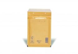 Luftpolstertaschen Nr. 3, 150x215 mm, goldgelb/braun, 100 Stück
