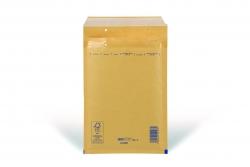 Luftpolstertaschen Nr. 4, 180x265 mm, goldgelb/braun, 100 Stück
