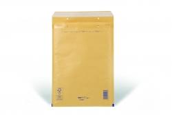 Luftpolstertaschen Nr. 7, 230x340 mm, goldgelb/braun, 100 Stück