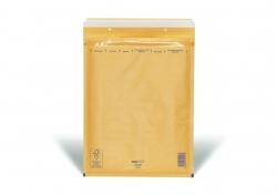 Luftpolstertaschen Nr. 8, 270x360 mm, goldgelb/braun, 100 Stück