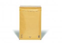 Luftpolstertaschen Nr. 9, 300x445 mm, goldgelb/braun, 50 Stück