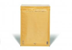 Luftpolstertaschen Nr. 10, 350x470 mm, goldgelb/braun, 50 Stück