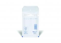 Luftpolstertaschen Nr. 1, 100x165 mm, weiß, 200 Stück