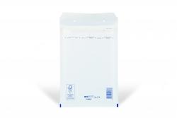 Luftpolstertaschen Nr. 4, 180x265 mm, weiß, 100 Stück