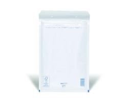 Luftpolstertaschen Nr. 6, 220x340 mm, weiß, 100 Stück