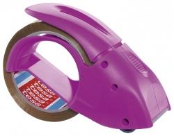 Packbandabroller Pack'n Go - pink, inkl. Packband