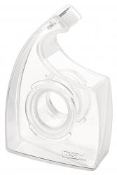 Handabroller für Klebefilm - tesa Easy Cut®, 33 m x 19 mm, transparent