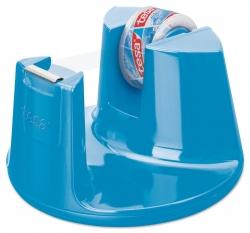 Tischabroller Easy Cut Compact - für Rollen bis 15 mm x 10 m, blau