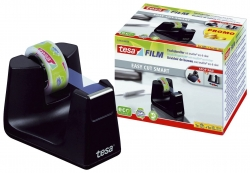 Tischabroller Smart ecoLogo® - inkl. 1 Rolle Klebefilm Eco & Clear