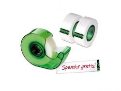 Klebeband Magic 810 Promotion, 3 Rollen Klebefilm 25m x 19mm + Handabroller gratis