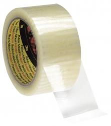 Verpackungsklebeband 371 Standard, 66m x 50mm, transparent