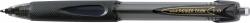 Kugelschreiber POWER TANK - 0,4 mm, schwarz (dokumentenecht)