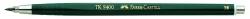 Fallminenstift TK® 9400 ohne Clip - 2 mm, 3B, dunkelgrün