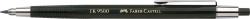 Fallminenstift TK® 9500 mit Clip - 2 mm, ohne Kennzeichnung, dunkelgrün